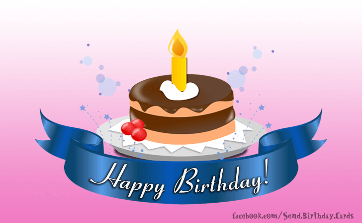 Happy Birthday Cards Images | Happy Birthday!
