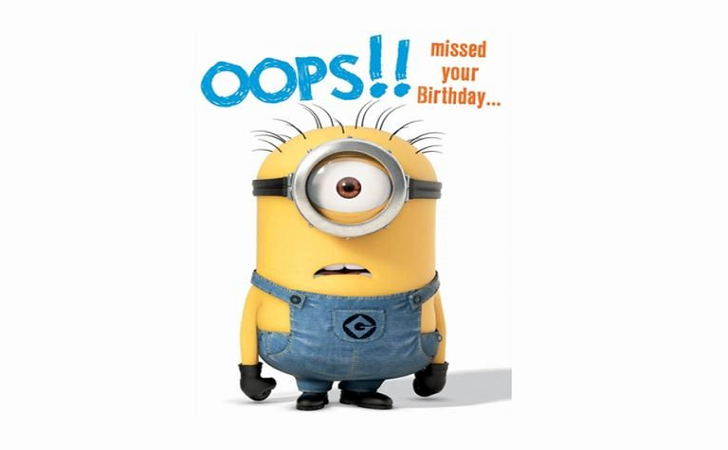 Birthday Cards | OOPS!! missed your Birthday...