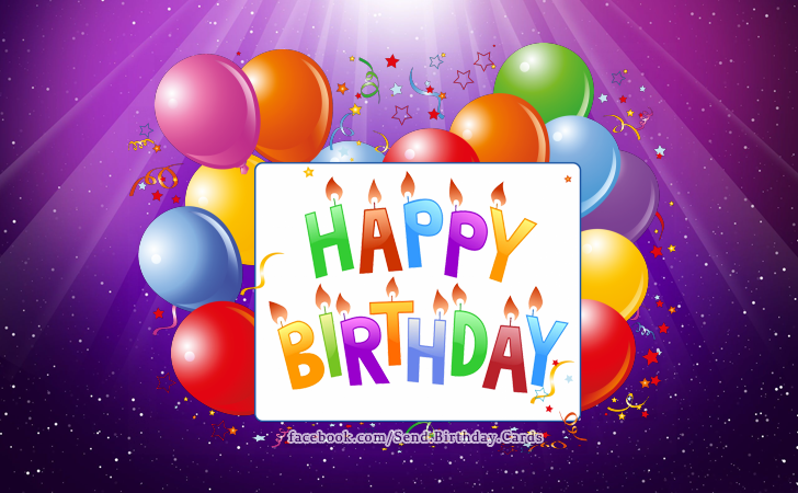 Happy Birthday Cards Images | Happy Birthday