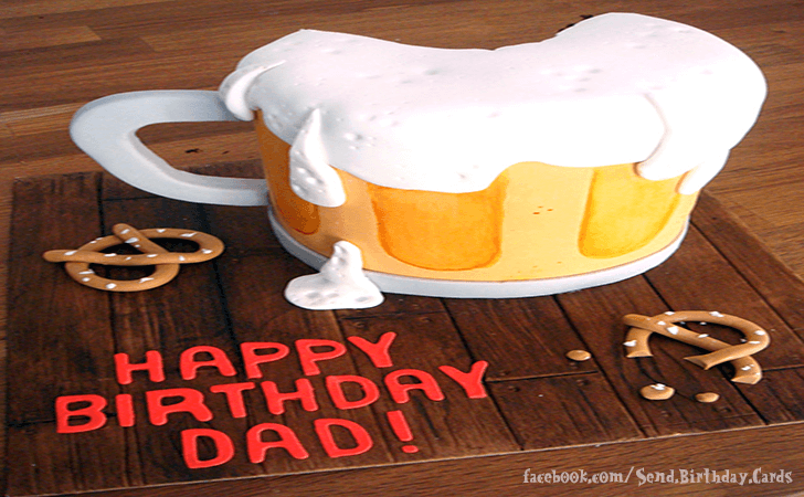 Birthday Cards Images | Happy Birthday Dad!