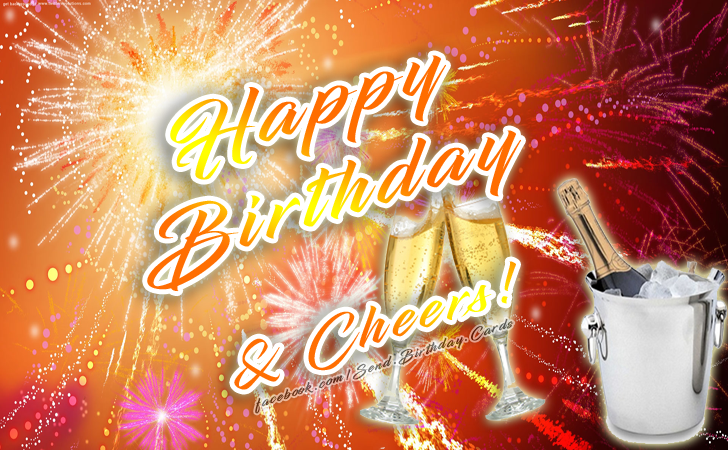Birthday Cards Images | Happy Birthday & Cheers!
