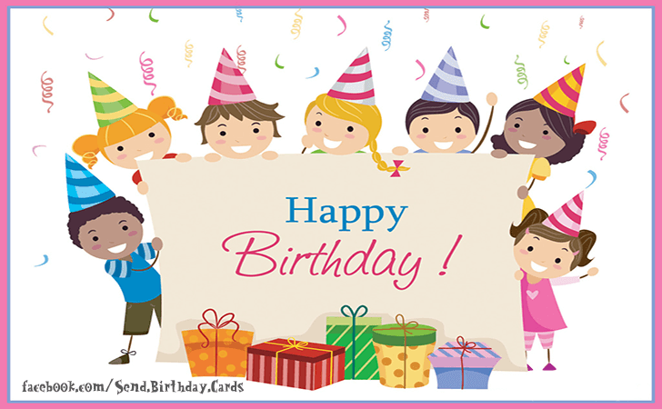 Happy Birthday Cards Images - Happy Birthday!