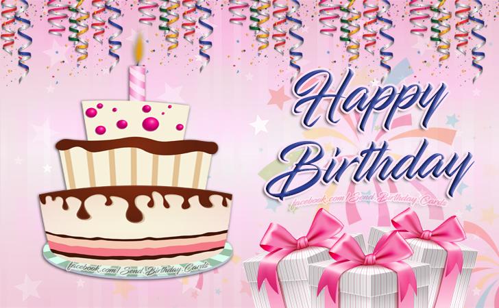 Happy Birthday - Birthday Cards, Happy Birthday Images