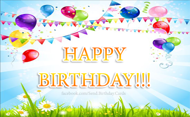 Birthday Cards Images | Happy Birthday!!!