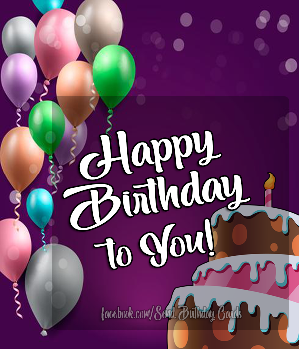 The Best Happy Birthday to You Card | Birthday Cards