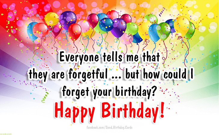 Birthday Cards Images | Happy Birthday! :)