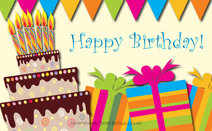 Happy Birthday Cards Images | Happy Birthday! :)