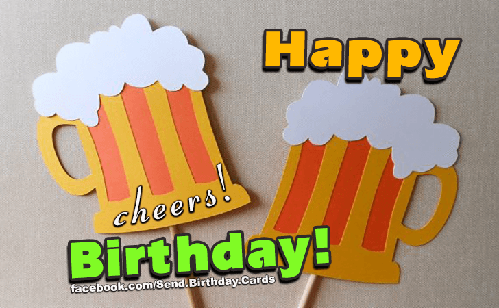 Birthday Cards Images | Cheers!