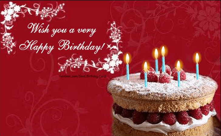 Birthday Cards Images | Wish you a very Happy Birthday!