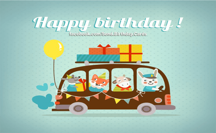 Birthday Cards | Happy Birthday Images | May this day bring to you all things that make you smile. ...