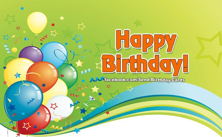 Birthday Cards Images | Happy Birthday Images | Happy Birthday!