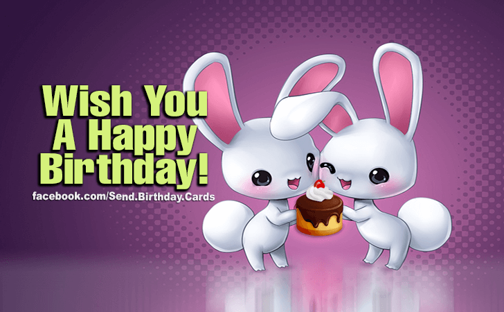 Birthday Cards Images | Happy Birthday Images | Wish You a Happy Birthday!