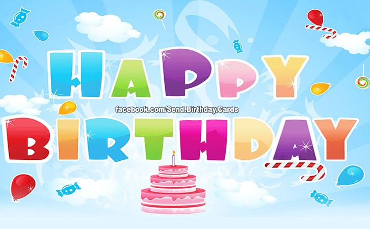 Happy Birthday! - Birthday Cards, Happy Birthday Images