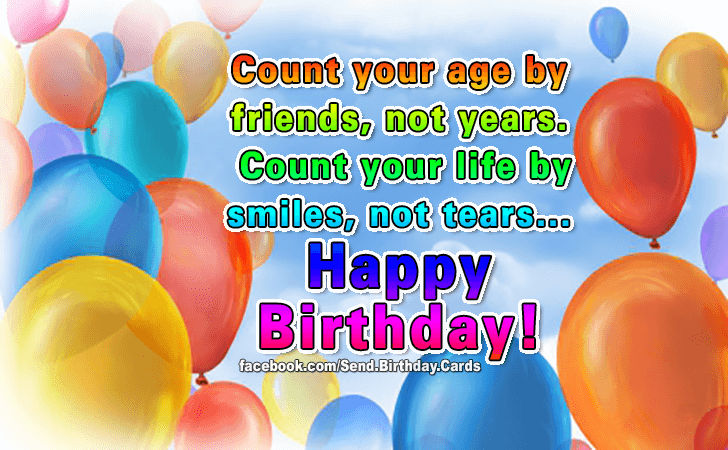 Birthday Cards Images | Best Wishes!