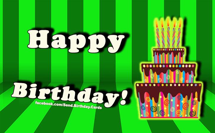 Happy Birthday!   Birthday Cards