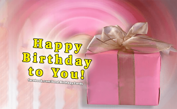 Birthday Cards | To YOU!