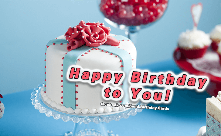 Birthday Cards | Happy Birthday to You!