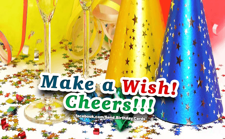 Happy Birthday Cards Images - Cheers!!!