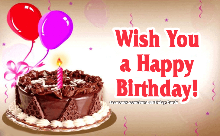 Birthday Cards | Wish You a...