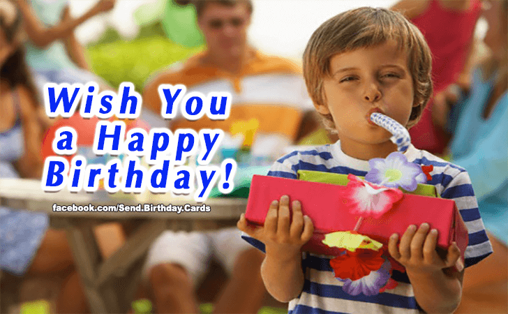 Birthday Cards | Wish You...