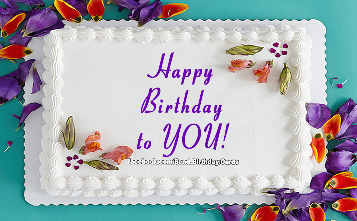 Happy Birthday Cards Images | Happy Birthday to You!