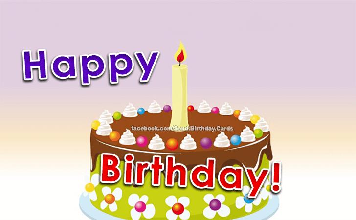 Happy Birthday! | Birthday Cards