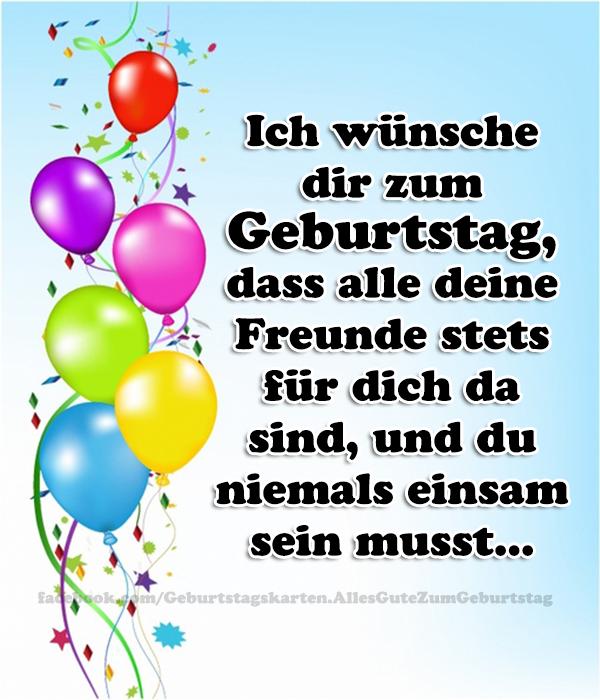 Gehen träume und in mögen erfüllung alle deine wünsche Geburtstag Wünsche