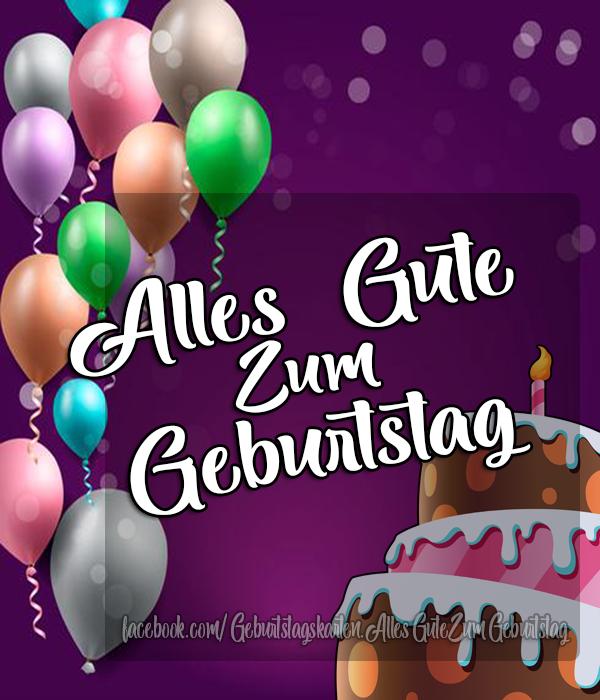 Geburtstagskarten | Alles Gute zum Geburtstag 🎂🤩🥳