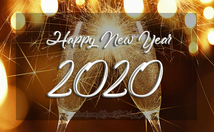 Greeting Cards | Happy New Year 2020 🥂🍾🥂