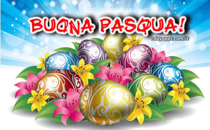 Auguri di buona pasqua buona pasqua for Cartoline auguri di buona pasqua