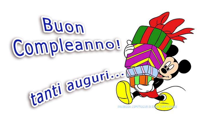 Buon Compleanno! Tanti Auguri...(Frasi e Immagini)