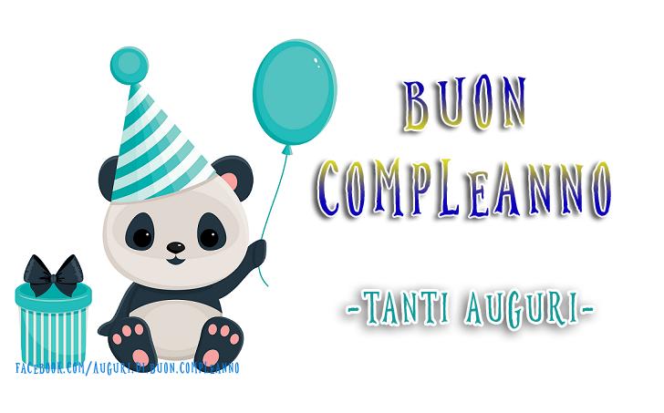 Buon Compleanno - Tanti Auguri(Frasi e Immagini)