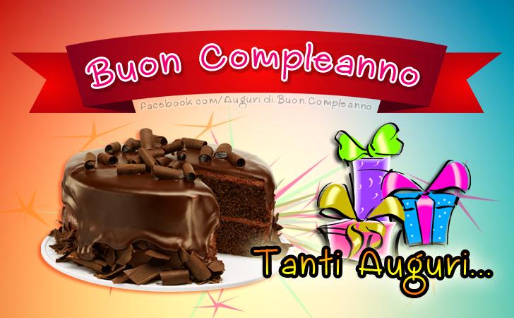 Buon Compleanno | Tanti Auguri...(Frasi e Immagini)