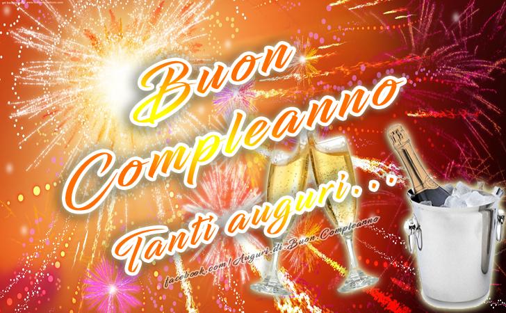 Buon Compleanno - Tanti auguri... (Auguri, Frasi e Immagini di Buon Compleanno)