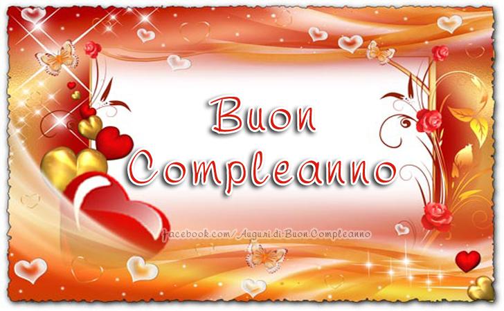 Buon Compleanno(Frasi e Immagini)