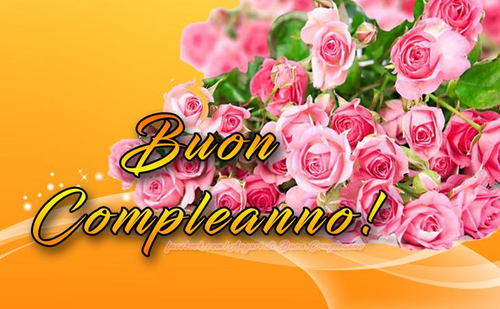 Très Auguri di Buon Compleanno | Buon Compleanno UG51