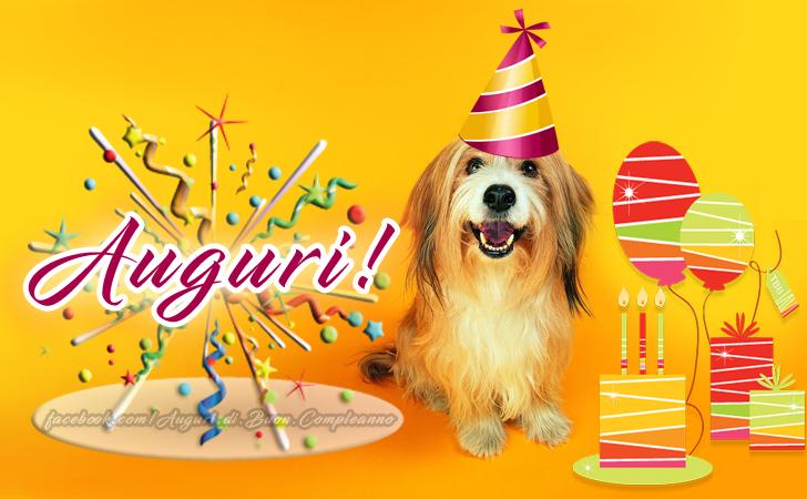 Auguri! (Auguri, Frasi e Immagini di Buon Compleanno)