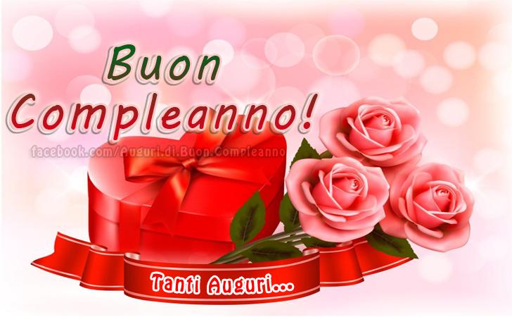 Favoloso Auguri di Buon Compleanno | Buon Compleanno BR74