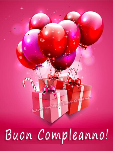 Tantissimi Auguri di Buon Compleanno(Frasi e Immagini)