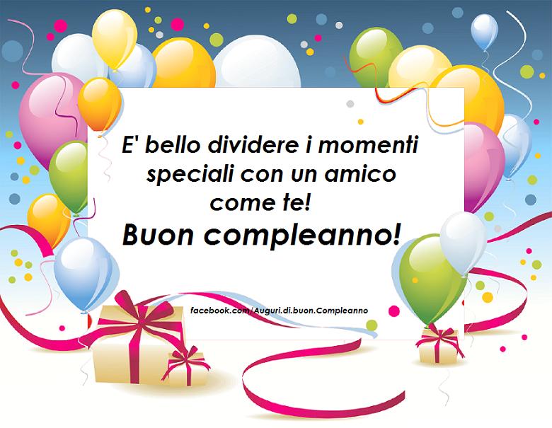 Eccezionale Auguri di Buon Compleanno | Buon Compleanno! OB12