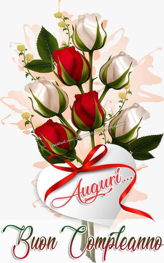 Buon Compleanno - auguri, frasi e immagini più belle di fiori per auguri di compleanno(Frasi e Immagini)
