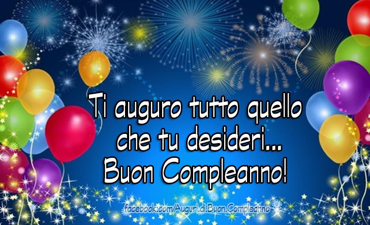 Frasi di auguri di compleanno per persone speciali(Frasi e Immagini)