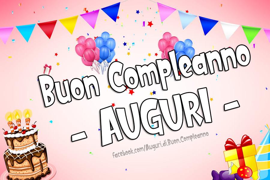 Buon Compleanno - AUGURI 🎈🎈🎈(Frasi e Immagini)