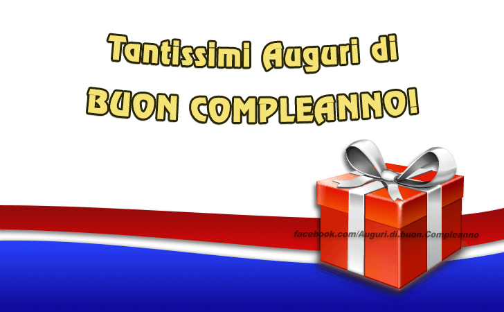 Tantissimi Auguri di Buon Compleanno!(Frasi e Immagini)