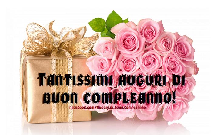 Estremamente Auguri di Buon Compleanno | Buon Compleanno WE22