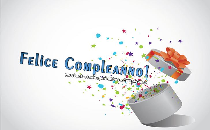 Felice Compleanno! Auguri!(Frasi e Immagini)