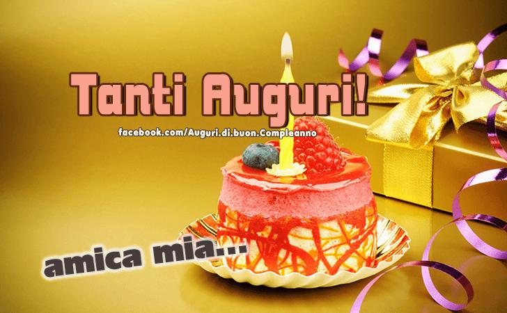 Favorito Auguri di Buon Compleanno | Buon Compleanno PO09