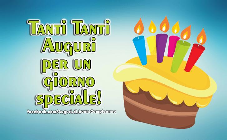 Conosciuto Auguri di Buon Compleanno | Buon Compleanno NM72