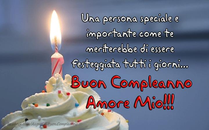 Extrêmement Auguri di Buon Compleanno | Una persona speciale e importante TM16