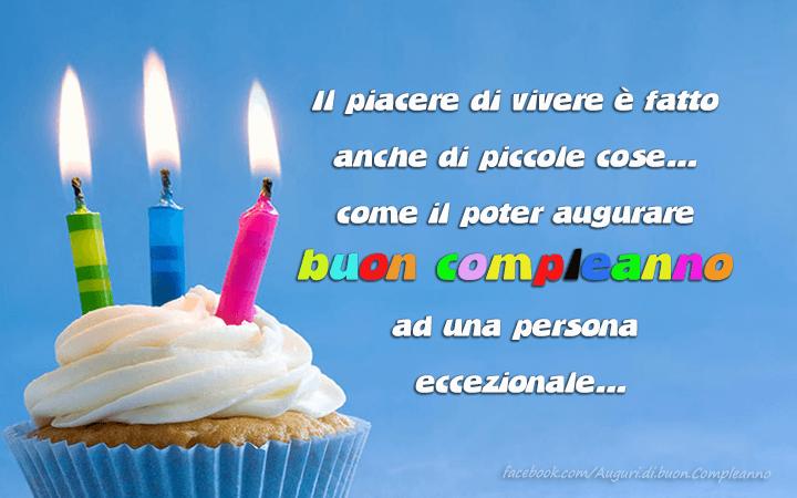 Favorito Auguri di Buon Compleanno | Buon Compleanno ZH55